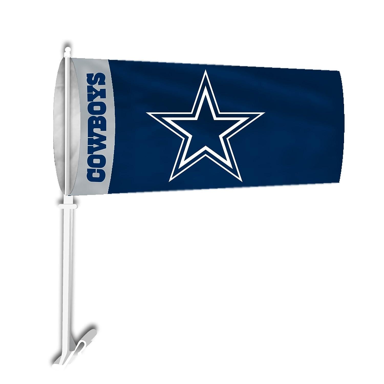 Fremont Die NFL Dallas Cowboys Car Sock Flag Fremont Die Inc. 93003