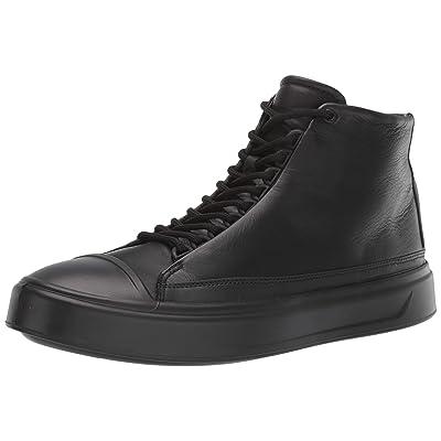 ECCO Men's Flexure T-Cap High Sneaker | Fashion Sneakers