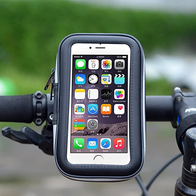 custodia iphone 6 per bici