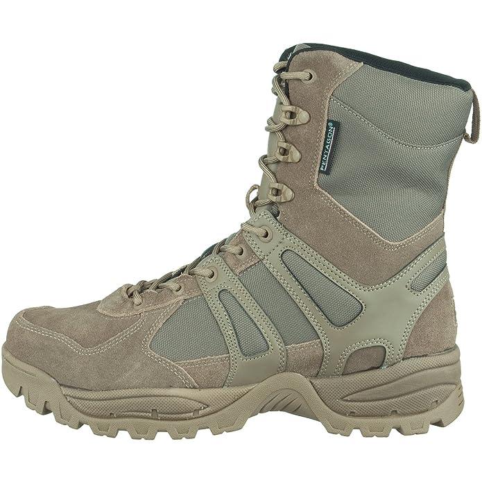 Pentagon Hommes Scorpion Desert Bottes Coyote Taille 47 EU/13 UK xEiSn