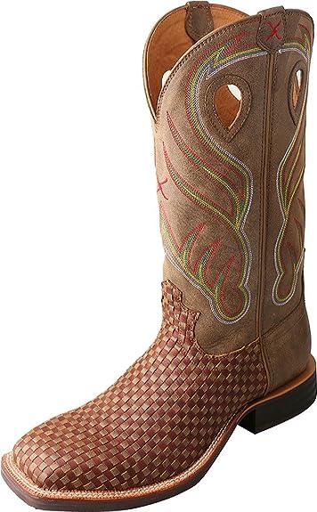 7f91a2f3793 Twisted X Mens Ruff Stock Western Boot