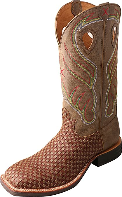 fb0cba91265 Twisted X Mens Ruff Stock Western Boot
