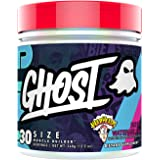 GHOST SIZE: WARHEADS Sour Watermelon (30 Serv) Muscle Builder - Fully Clinically Dosed Creatine HCl and Creatine Monohydrate,