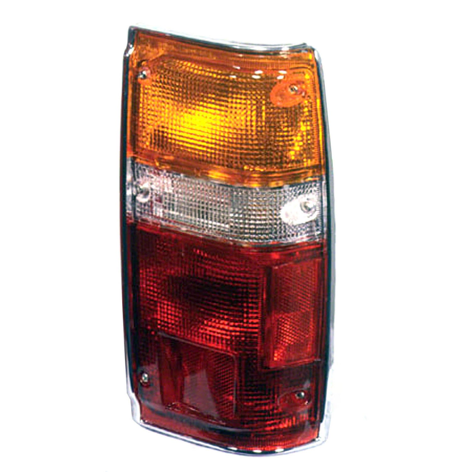 Partslink Number TO2801104 1972-95 Tail Light Assembly OE Replacement TOYOTA TOYOTA/_PICKUP/_2WD/_