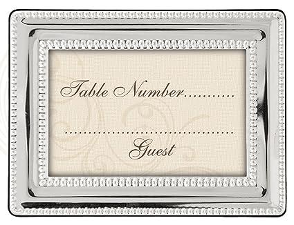 Amazon.com - Malden International Designs Wedding Place Card Holders ...