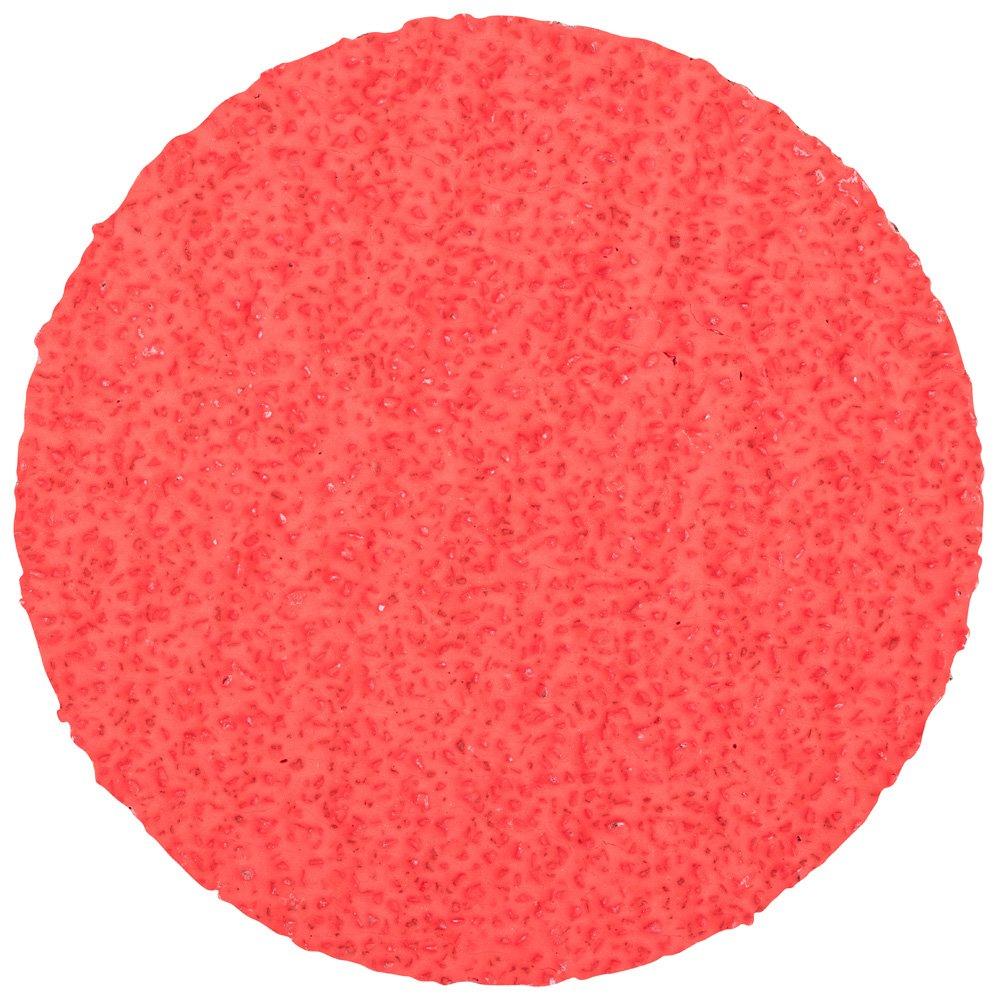 """PFERD 42281 Combidisc Quick Change Abrasive Disc, Type CD, Ceramic Oxide CO-Cool, 3"""" Diameter, 24 Grit (Pack of 50) 71yHkrxYoKL._SL1000_"""