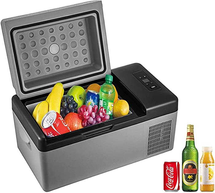 Top 10 Compact Refrigerator And Freezer 4