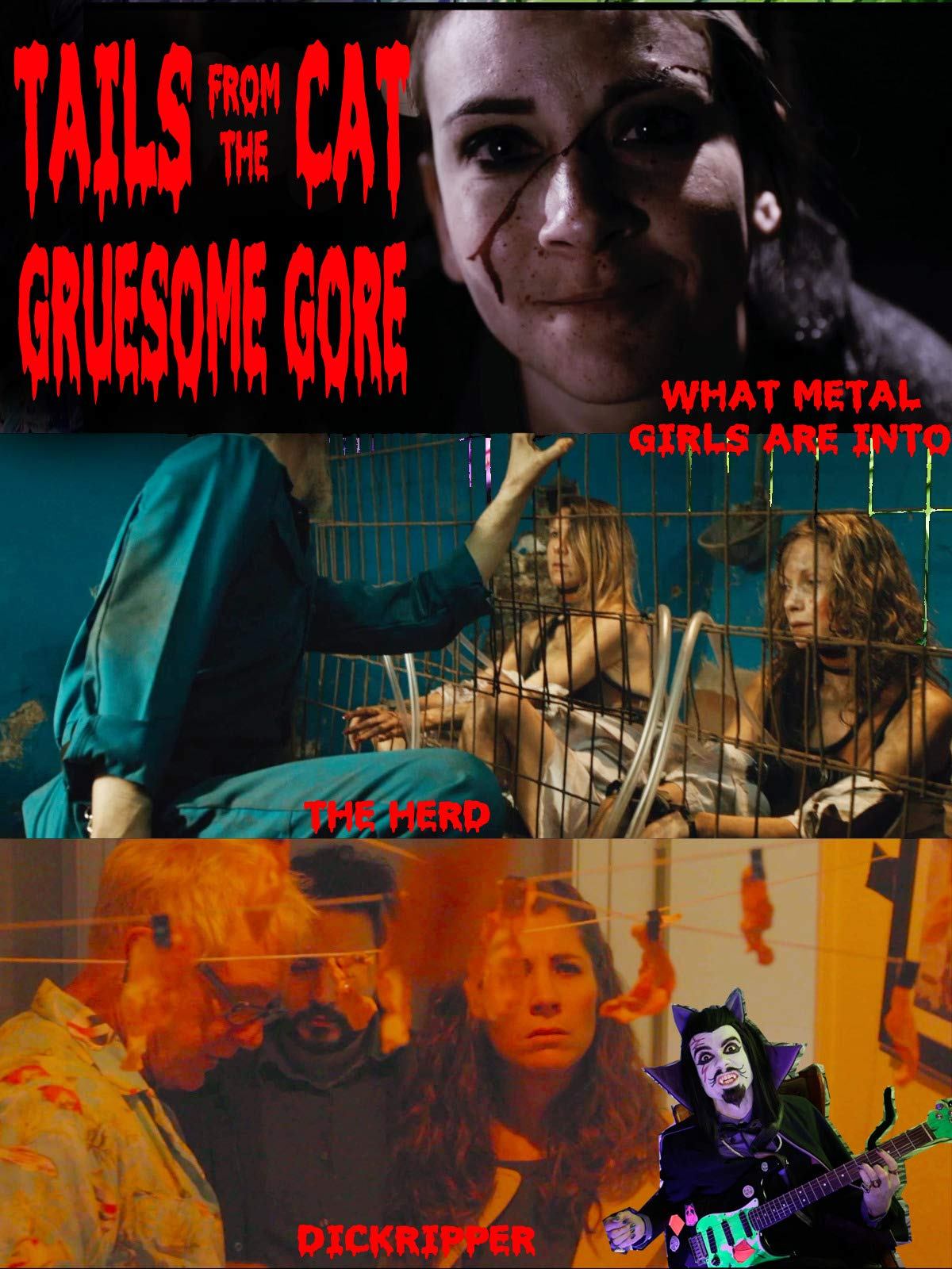 Tails from the Cat: Gruesome Gore