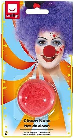 Kylewo Naso da Clown Naso Rosso Naso in Schiuma Naso da Clown Rosso Naso da Cosplay per Carnevale o Altre Feste a Tema