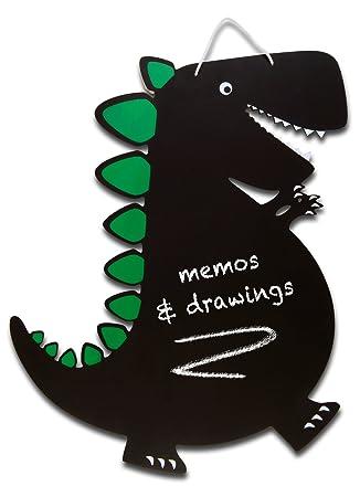 FIESTA Pizarra Dinosaurio: Amazon.es: Juguetes y juegos