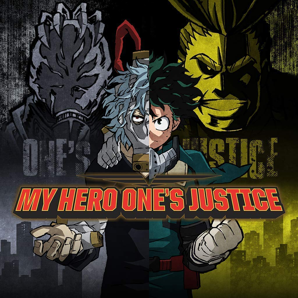 My Hero One's Justice -  [Online Game Code]
