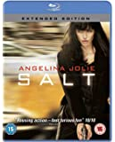 Salt [Blu-ray] [2010] [Region Free]