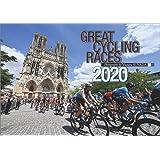 ジェイスポーツ GREAT CYCLING RACES 2020年 カレンダー 壁掛け CL-600