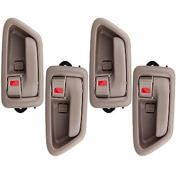 Amazon.com: Door Handles for Toyota Camry Door Handles Interior ...