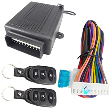 Amazon E Support Universal Car Remote Central Kit Door Lock