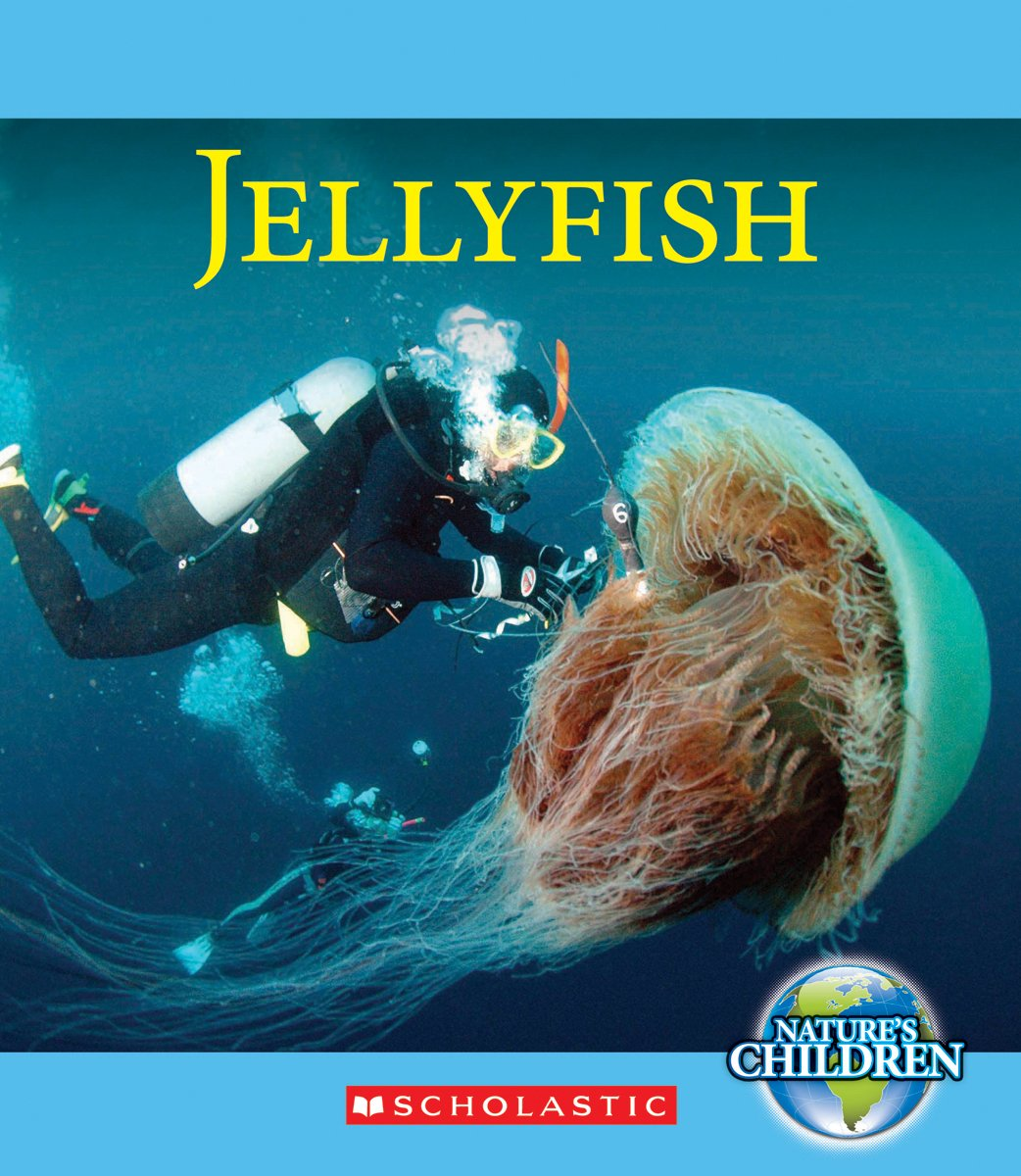 Download Jellyfish (Nature's Children) pdf epub