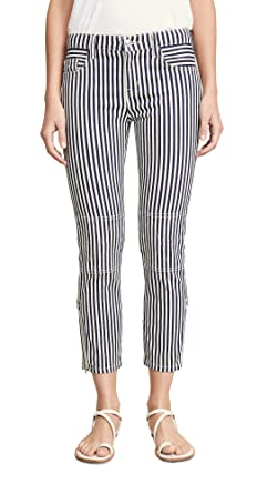 2e3b204211b4d Current/Elliott Women's The Cropped Lexton Pants at Amazon Women's ...