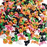 "720 (5 Gross) ~ Mini Halloween Erasers ~ 1/2"" to 1"" ~ New"