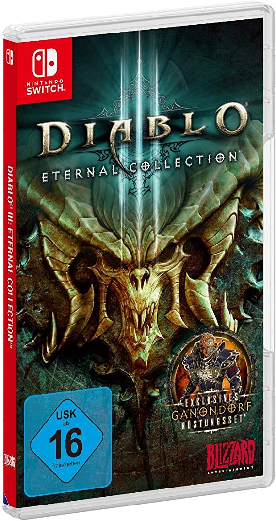 DIABLO III: Eternal Collection - Nintendo Switch [Importación ...