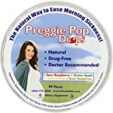 Preggie Pop Drops for Morning Sickness Relief, Value Pack - 48 Count