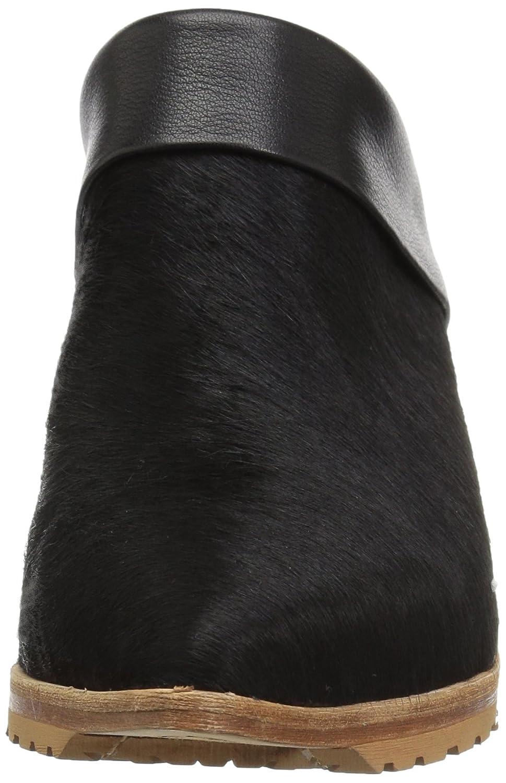 Luxe Co. Frauen Lucy Spitzenschuhe Mules Mules Spitzenschuhe schwarz ae600a