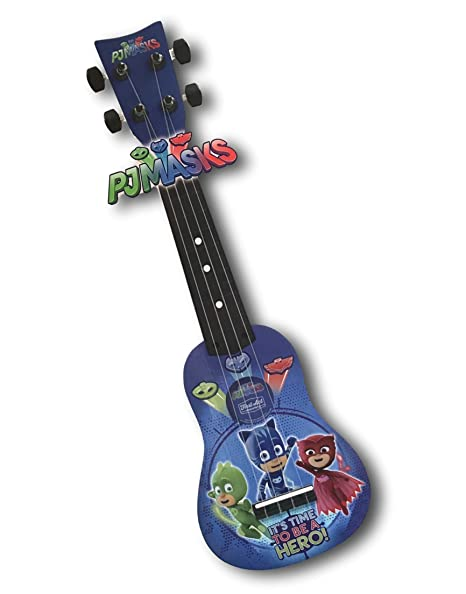 First Act PJ285 PJ Masks Mini Guitar Ukulele