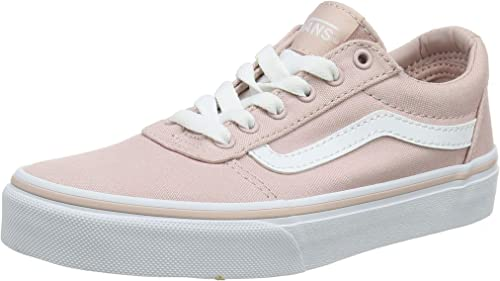 Trainers, Pink (Canvas) Sepia Rose Oln