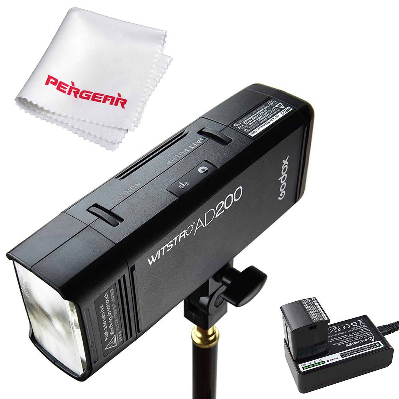 Godox Xpro C Ttl Wireless Flash Trigger For Canon Camera Ad200 200ws 24g Strobe 1 8000 Hss Cordless Monolight With 2900mah