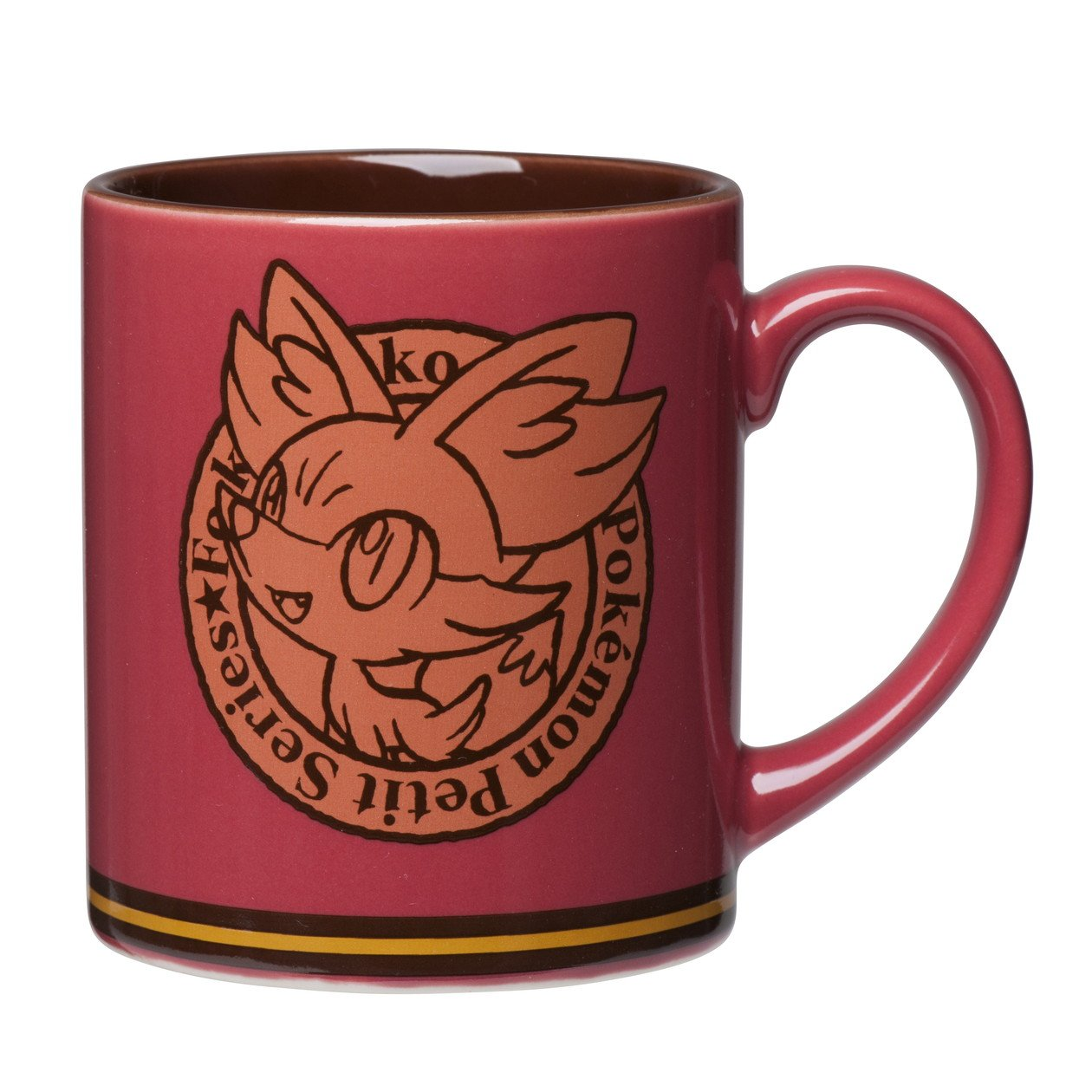 Pokemon Center Original Mug Cup Pokemon Petit Fennekin by Pokemon (Image #1)