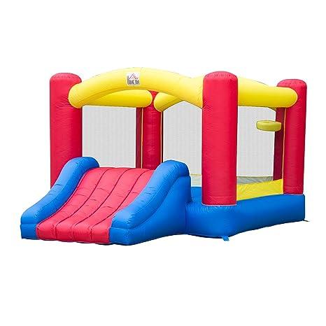 Castillo Hinchable 366x274x183cm Castillo Infantil Juego Niño de 3 a 10 Años