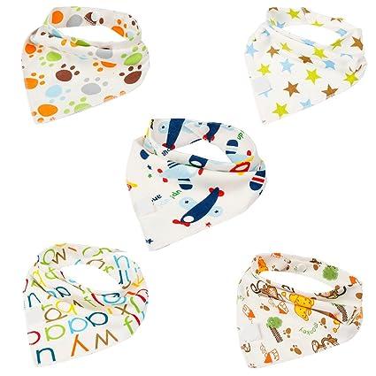 iiniim Lovely Lindo Bebé Niños Pajarita señorías Toddler Bebé Impermeable Saliva Toalla bebé babero, Multicolor
