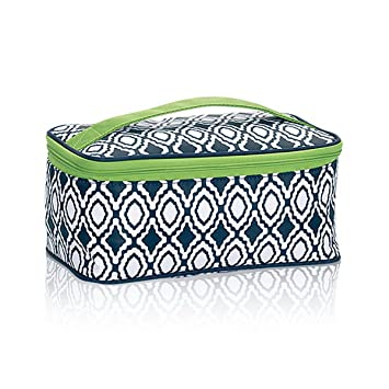 64ca130a729c Amazon.com: Thirty One Glamour Case in Navy Perfect Pendant - No ...