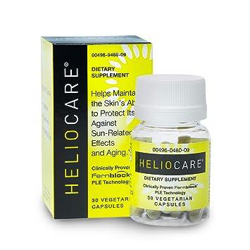 Amazon.com: Heliocare - Complemento dietético para el ...