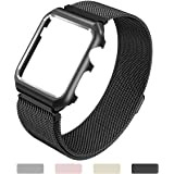 Apple Watch Band, Yometome Luxury Magnetic Mesh Stainless Steel Bracelet for iWatch Series 3 & Series 2 & Series 1