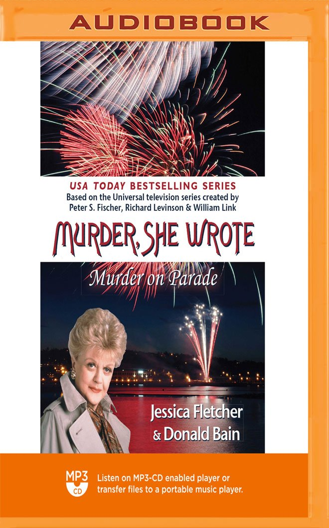 Murder on Parade (The Murder, She Wrote Mysteries)