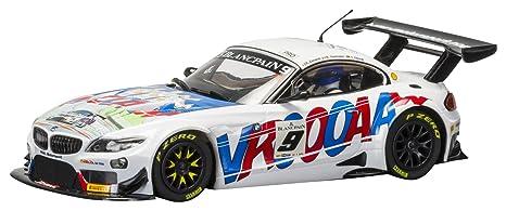 Amazoncom Scalextric C3855 Bmw Z4 Gt3 Roal Motorsport Spa 2015
