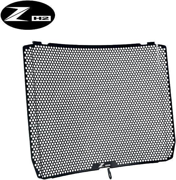 Kühlerschutzgitter Schutzgitter Kühlergitter Motorradzubehör Für Kawasaki Z H2 2020 Für Kawasaki Z H2 Performance 2020 Auto