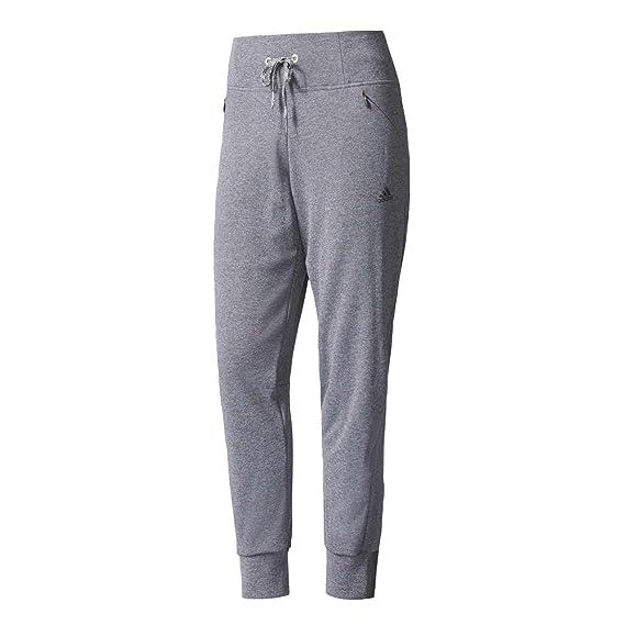 adidas Pantalon Ultra Energy Noir Chiné Femme  Amazon.fr  Vêtements ... c5d7e849e40
