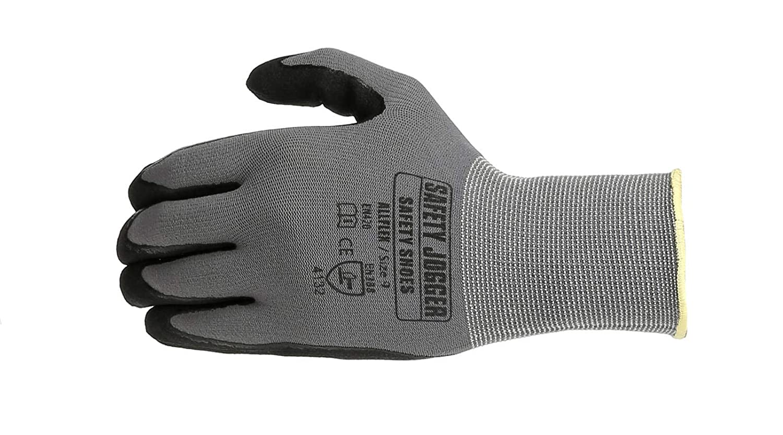 11 ALLFLEX Handschuhe Montagehandschuhe Arbeitshandschuhe  Gr