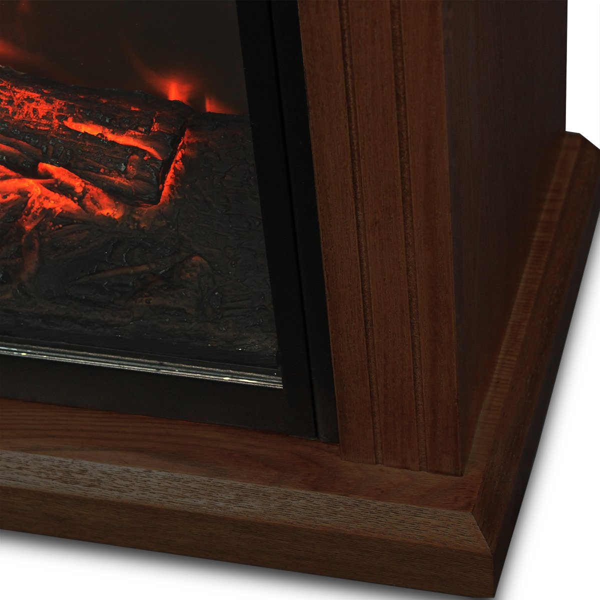 amazon com xtremepowerus infrared quartz electric fireplace