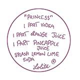 Lolita Princess Martini Glasses