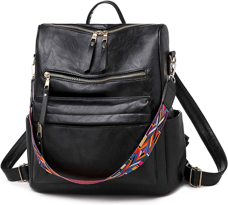 Women Backpack Purse Vintage Rucksack Convertible Shoulder Bag Travel Daypack