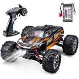 VATOS Spirit Brushless 52km/h High Speed RC Cars 1:16 Remote Control Monster Truck 4WD All Terrain Off-Road 2.4Ghz Shockproof