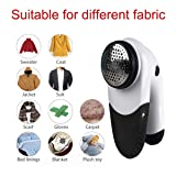 Thinvik Portable Fabric Shaver Lint Remover for