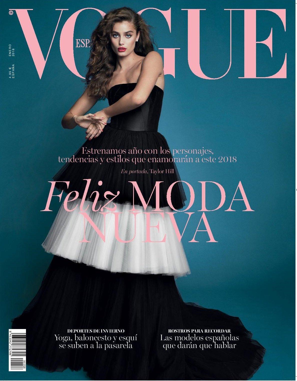 Vogue España. Enero 2018 - Número 358: Amazon.es: Ediciones Conde ...