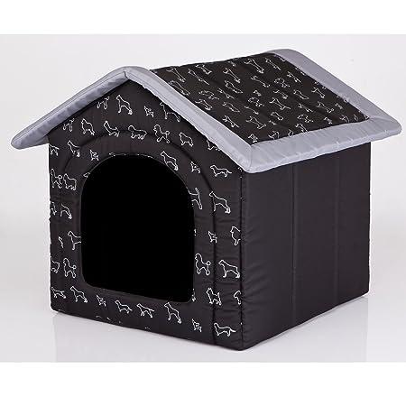 Hobbydog budcwp14 para Perros Gato Cueva Perros Gato Cama Perros Casa Dormir Espacio para Perros Perro casa Caseta de S XL