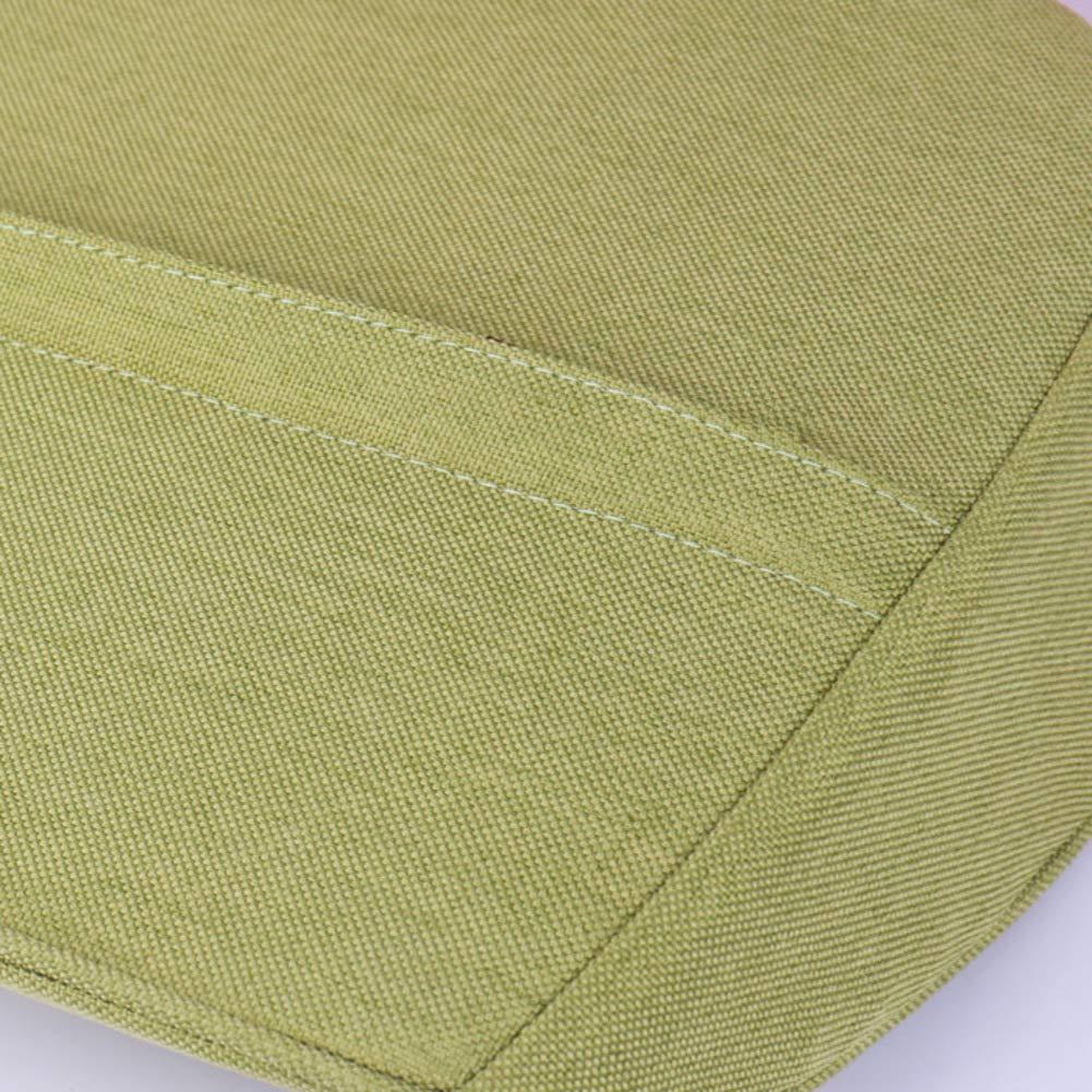 XJ&DD Car Lumbar Memory Cotton,Car Office Lumbar Cushion,for Back Pain Relief Improve Posture Home Computer Games-G 42x28cm(17x11inch) by XJ&DD (Image #3)