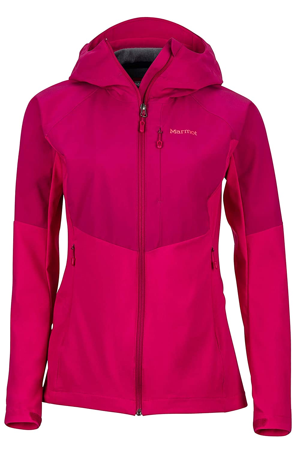 Sangria Marmot Roam Women's Lightweight Waterproof Hooded Rain Jacket