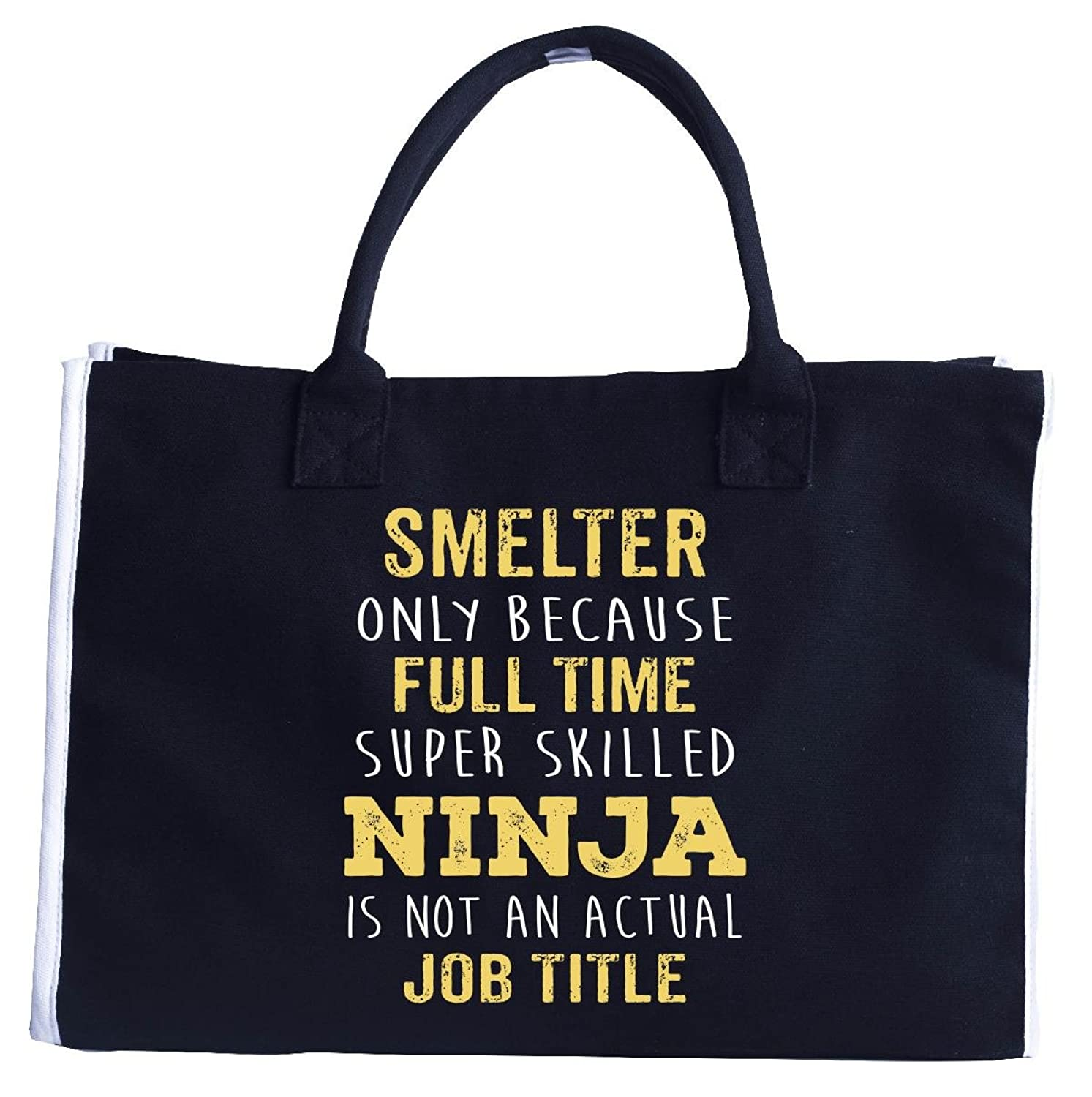 Best Gift Idea For A Super Skilled Ninja Smelter - Fashion Tote Bag
