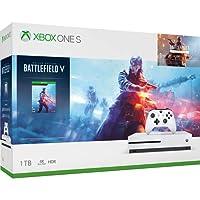 Consola Xbox One S, 1TB + Juego Battlefield V - Bundle Edition